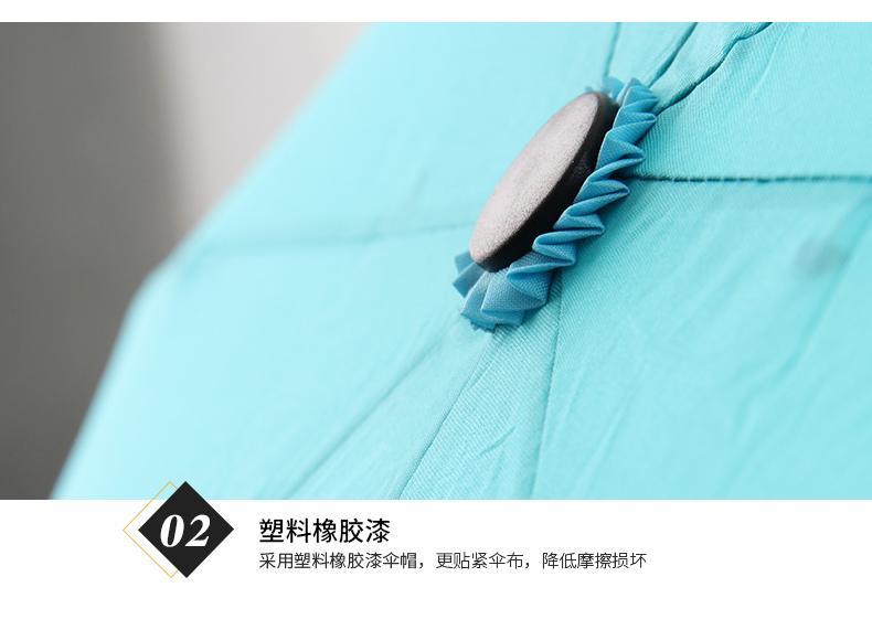 精品三折廣告傘 3