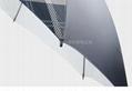 全纖維直杆高爾夫廣告傘 5
