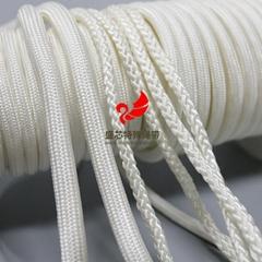 超高分子量聚乙烯纖維繩攀岩靜力繩牽引大力馬編織繩