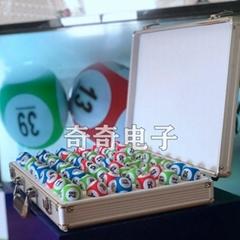 乒乓球亞克力球盒