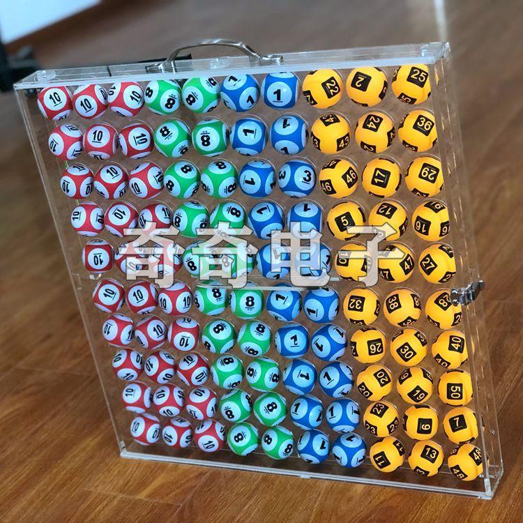 乒乓球亞克力球盒 4