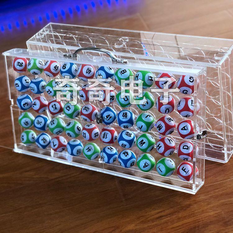 乒乓球亞克力球盒 5