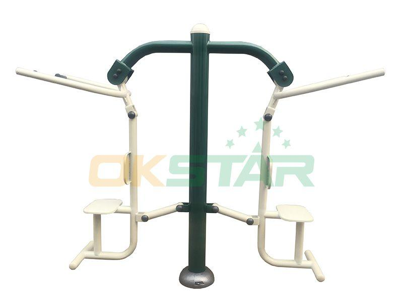 TUV certified outdoor fitness products Pull Down 1