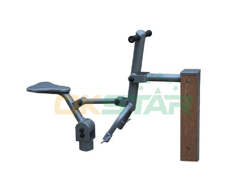 High quality outdoor fitness equipment Park exercise for adults WPC fitness equi 1