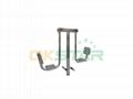 urban park workout equipment Leg press