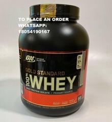 Optimum Gold Standard 100% Whey 4.63 Lb Protein Cookies & Cream