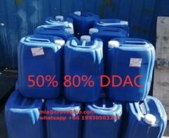 Didecyl dimethyl ammonium chloride CAS: 7173-51-5 50% 80% DDAC