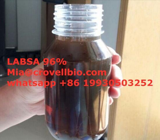 CAS 27176-87-0 LABSA 96% for detergent  1