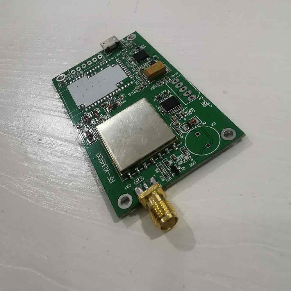 射頻RFID模塊 UHF電子標籤讀寫器 RFID開發板模塊 超高頻讀寫模塊 1