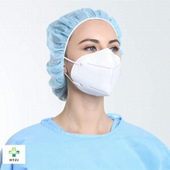 Factory Wholesale Protection Masks Disposable Melt-Blown 5ply Face Masks
