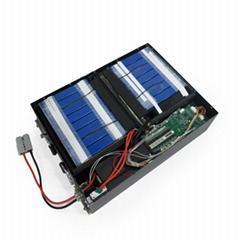 叉车 高尔夫球车 AGV 露营车高端专用锂电池 磷酸铁锂电池