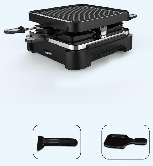 BBQ grills Raclette grills  1