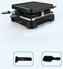BBQ grills Raclette gril
