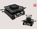 Barbecue grills fondue sets chafing dish