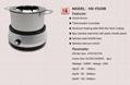 Fondue sets electric hot pot chafing dish 2