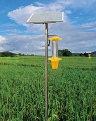 重庆太阳能杀虫灯定制安装