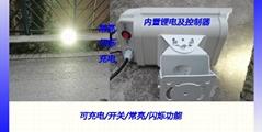 仿真移動測速減速警示設備攝像機