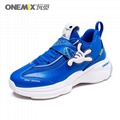 Basketball shoe Blue color new style
