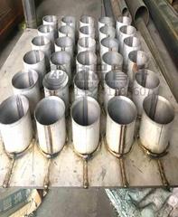 304不锈钢柔性密闭套管