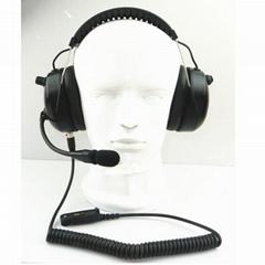 创惠通信对讲机降噪耳麦