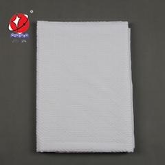 Jacquard microfiber haji towel