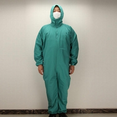 Non Medical Reusable Protective Isolation Clothing