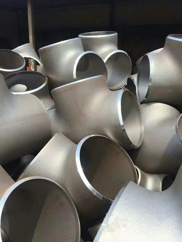 碳钢三通管件 1