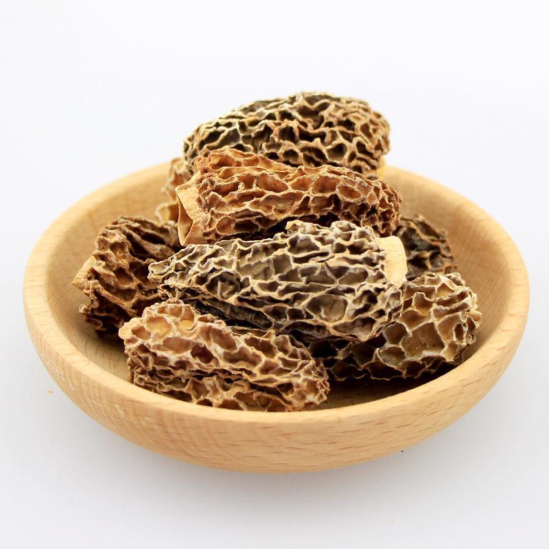 Chinese Morel Mushroom/ Dried Morel 3