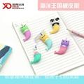 爱尚熊 XD1907 动物美人鱼 卡通时尚橡皮擦 3