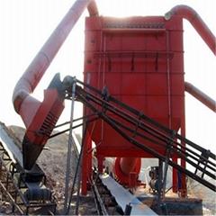 定製破碎機除塵器  煤廠脈衝除塵器 破碎機單機布袋除塵器