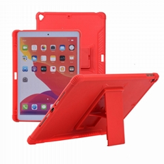 For iPad  10.2 inch  silicone case