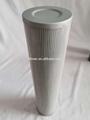 Hydraulic oil filter element K3.1370-66 industrial equipment high pressure filte 4