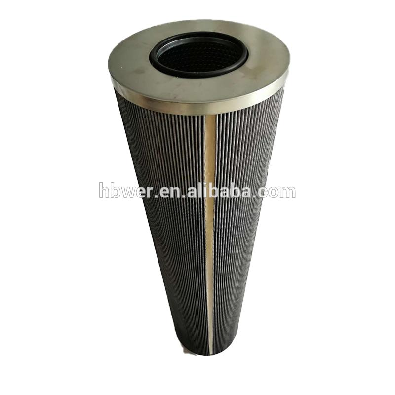Hydraulic filter element HC0657FCT36H high pressure hydraulic oil filter element 1