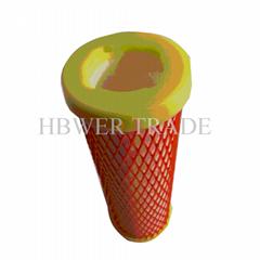 Low pressure precision filter element 612600190993 natural gas filter element