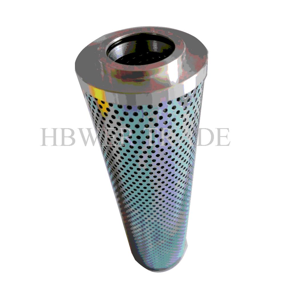 Top shaft oil pump outlet filter element DQ8302GA10H3.5C high pressure filter el 1