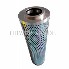 Top shaft oil pump outlet filter element DQ8302GA10H3.5C high pressure filter el
