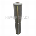 High quality glass fiber filter element