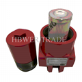 High pressure filter DFBN-HC60TC10C1.0 hydraulic filter made in China  1