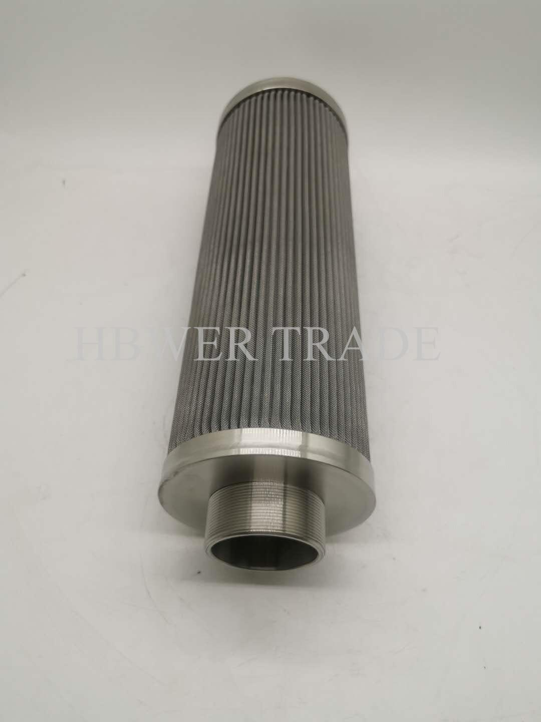 External threaded stainless steel filter element 316 304 material stainless stee 2