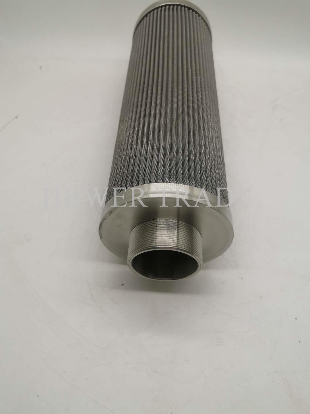 External threaded stainless steel filter element 316 304 material stainless stee 3