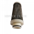 Hydraulic oil filter element HQ25.300.14