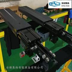 安徽AHJW系列堆垛机三节伸缩货叉