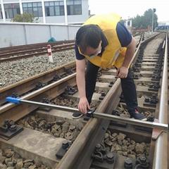 Rail Measuring Ruler Turnout Offset Gauge
