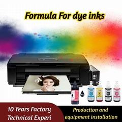 Desktop dye printer ink formula for sale
