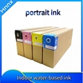Quick-drying indoor piezo printer water-based ink  Epson bag indoor cartridge in