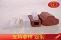 硅膠發泡密封條耐高溫硅膠管