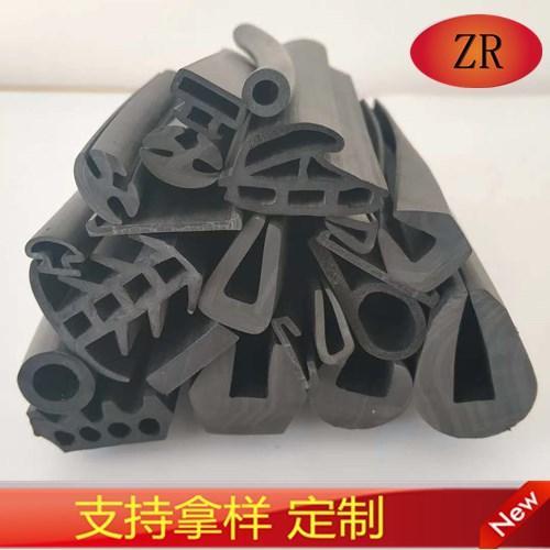 建筑器械设备用PVC胶条U形防护防撞橡塑密封条 1