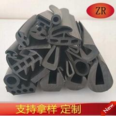 建筑器械设备用PVC胶条U形防护防撞橡塑密封条