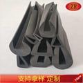 建筑器械设备用PVC胶条U形防护防撞橡塑密封条 3
