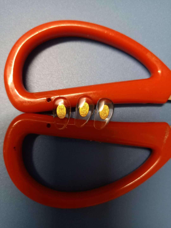 PVC軟料鼻托L20-1 5